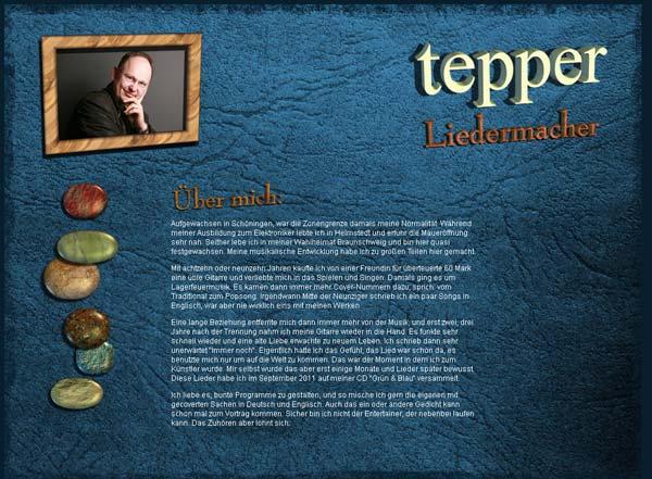 Tepper Homepage